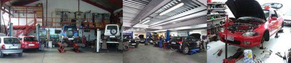 talleres de coches en la coruña