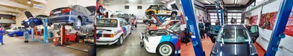 talleres de coches en Almeria