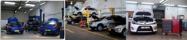 talleres de coches en melilla