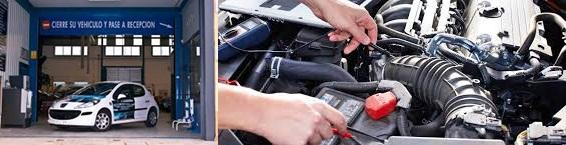 taller de coches en avila electromecanico