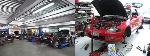 talleres de coches baratos en segovia