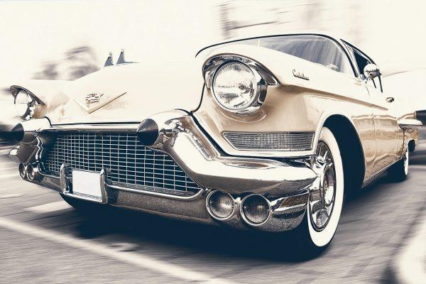 auto, car, cadillac