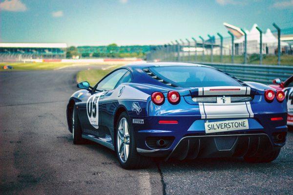 car race, ferrari, racing car