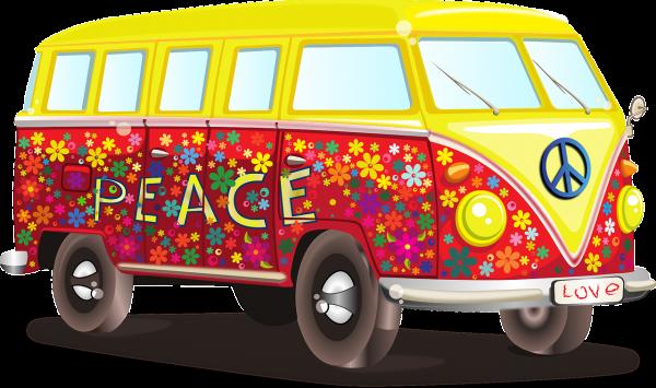 volkswagen, car, bus