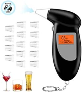 detector de alcohol en sangre