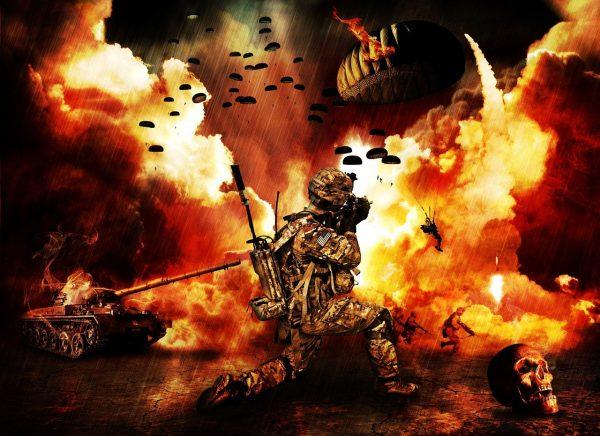 war venue, war, apocalypse
