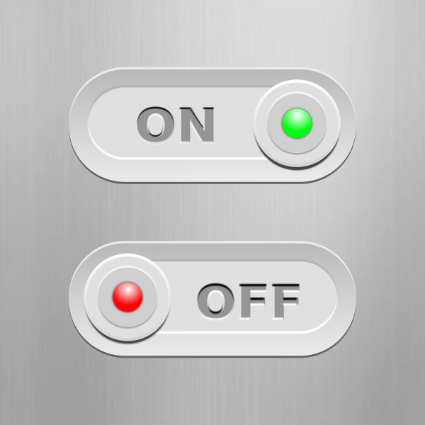 switch, contact, button