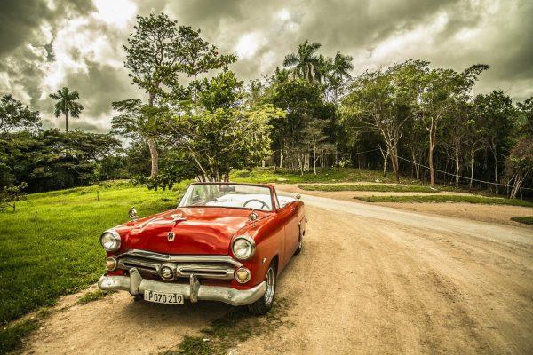 oldtimer, car, old car