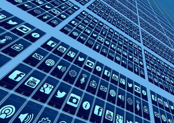 apps, social media, network
