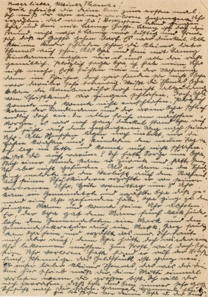 old, handwriting, write