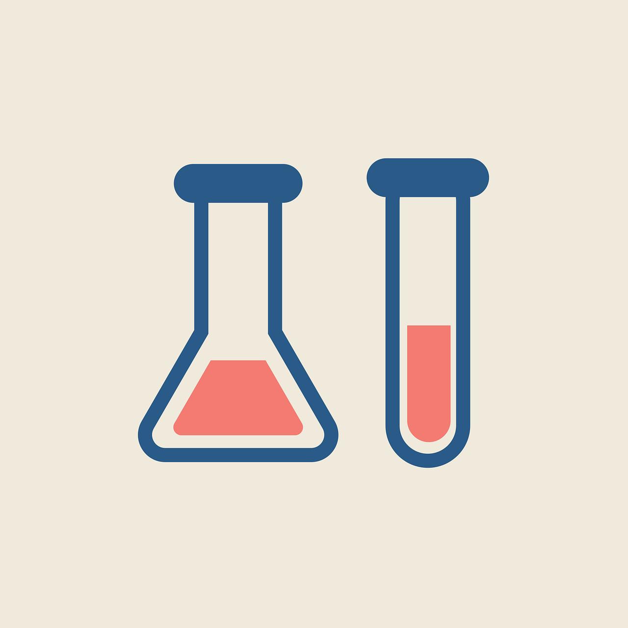 chemical, tube, bottle